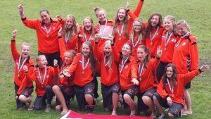 Nl U17 Europees kampioen