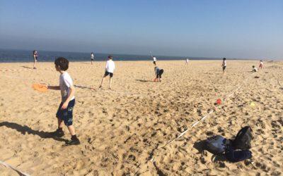 MUG organiseert frisbee clinic voor koningsspelen