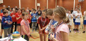 Haarlemse jeugd frisbee team beste van Nederland in spirit