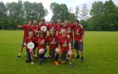 Ook het competitieteam van MUG wint de spiritprijs!